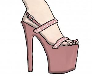 I Don't Understand High Heels