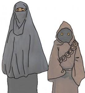 Burqas & Niqabs